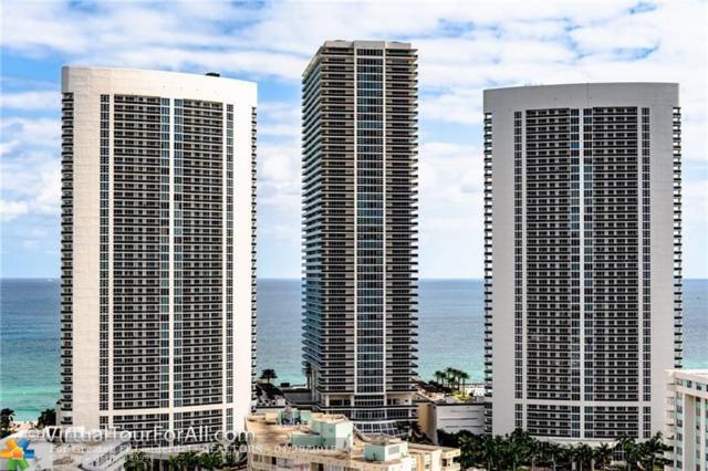 1850 S Ocean Dr #808, Hallandale, FL 33009 (MLS #F10117048) :: Green Realty Properties