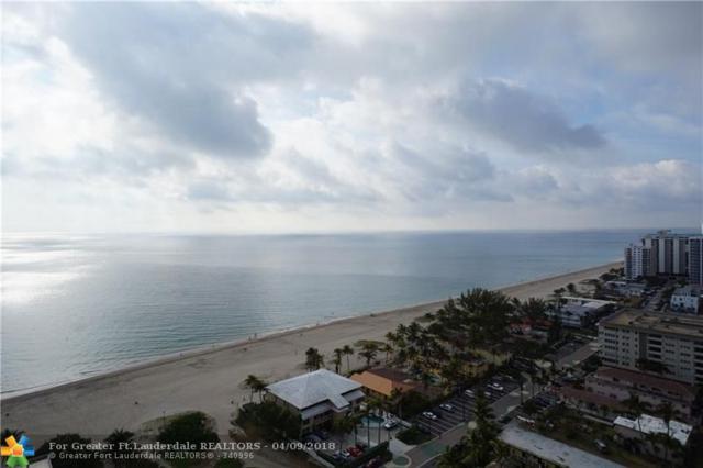 111 Briny Ave 24-12, Pompano Beach, FL 33062 (MLS #F10117164) :: Green Realty Properties