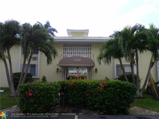 2840 NE 33rd Ct #15, Fort Lauderdale, FL 33306 (MLS #F10117191) :: Green Realty Properties