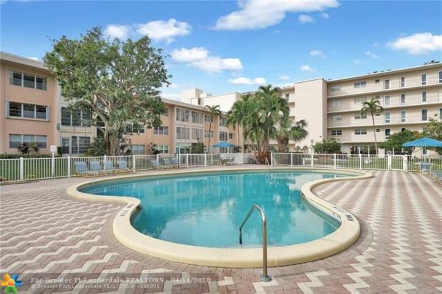 1481 S Ocean Blvd 414A, Pompano Beach, FL 33062 (MLS #F10117411) :: Green Realty Properties