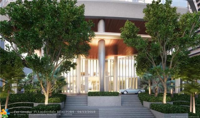 525 N Ft Lauderdale Bch Bl #1702, Fort Lauderdale, FL 33304 (MLS #F10117507) :: Green Realty Properties