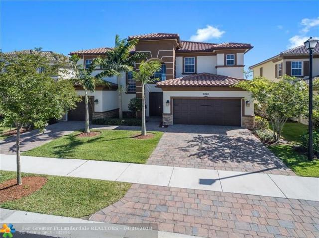 9860 Lakeview Ln, Parkland, FL 33076 (MLS #F10117545) :: Green Realty Properties
