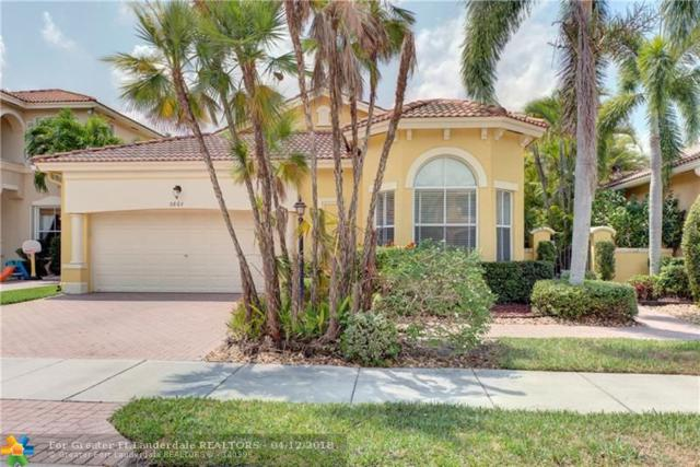 5864 NW 121st Ave, Coral Springs, FL 33076 (MLS #F10117651) :: Green Realty Properties