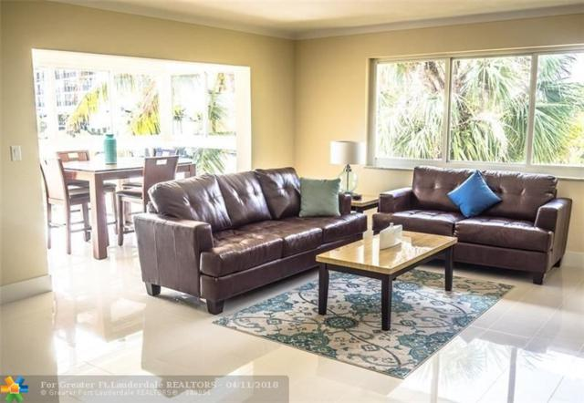 3201 NE 5th Ct #3, Pompano Beach, FL 33062 (MLS #F10117725) :: Green Realty Properties