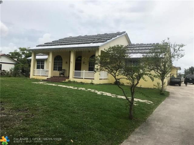 4300 SW 141st Ave, Miramar, FL 33027 (MLS #F10117741) :: Green Realty Properties