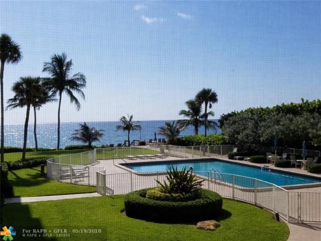 1069 Hillsboro Mile #207, Hillsboro Beach, FL 33062 (MLS #F10117837) :: Green Realty Properties