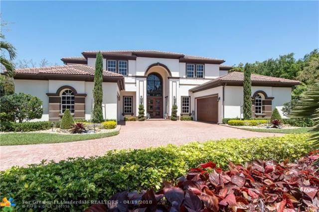 8218 Sawpine Rd, Delray Beach, FL 33446 (MLS #F10118077) :: Green Realty Properties