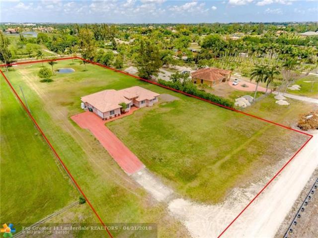 14501 SW 48th Ct, Miramar, FL 33027 (MLS #F10118120) :: Green Realty Properties