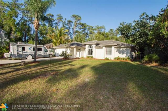 15884 North Rd, Loxahatchee, FL 33470 (MLS #F10118156) :: Green Realty Properties