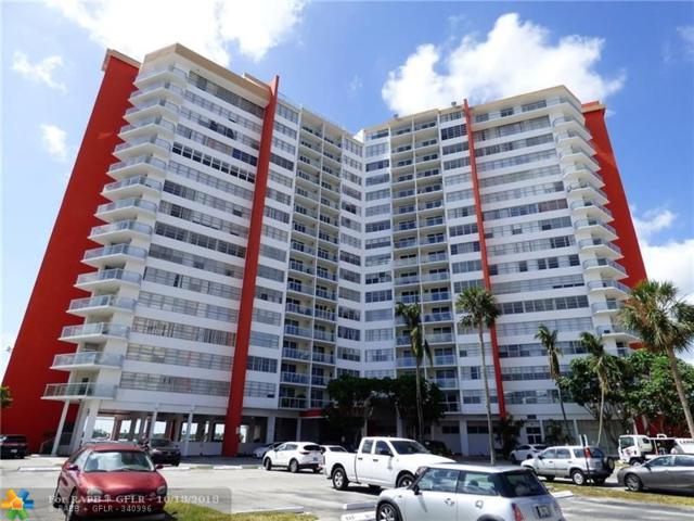 1301 NE Miami Gardens Dr 1702W, Miami, FL 33179 (MLS #F10118236) :: Green Realty Properties