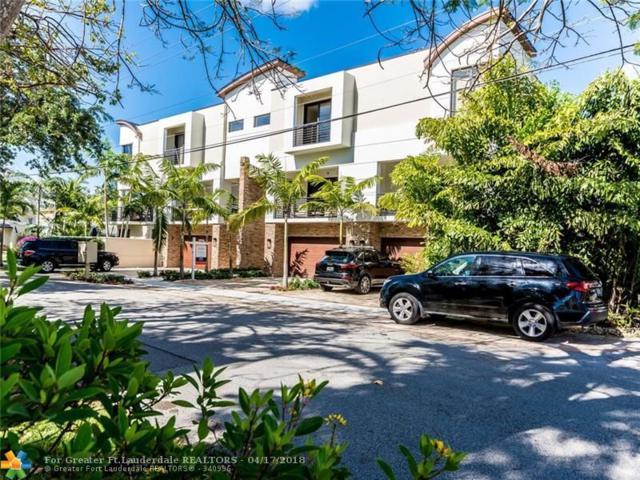 207 NE 13th Ave *, Fort Lauderdale, FL 33301 (MLS #F10118255) :: Green Realty Properties