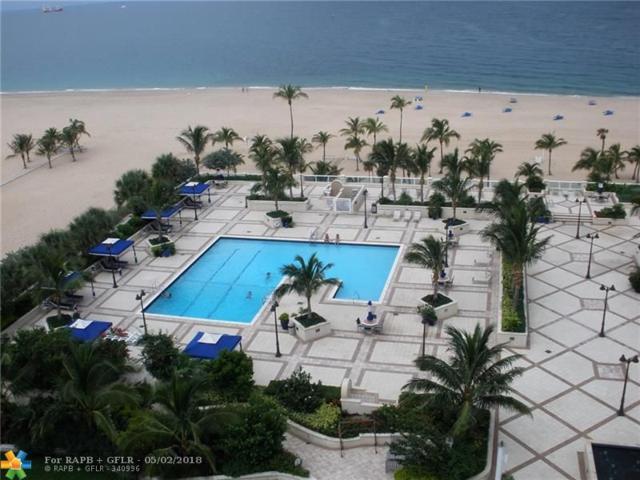 2100 S Ocean Lane #104, Fort Lauderdale, FL 33316 (MLS #F10118429) :: Green Realty Properties