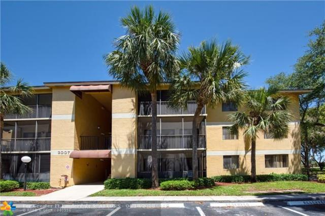 3007 N Oakland Forest Dr #303, Oakland Park, FL 33309 (MLS #F10118435) :: Castelli Real Estate Services