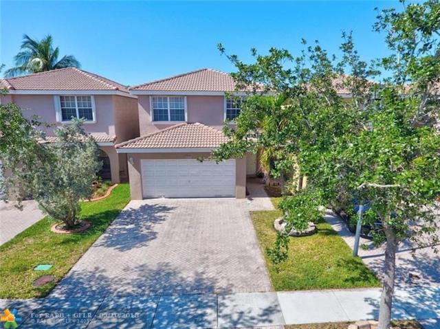 9389 NW 54th St, Sunrise, FL 33351 (MLS #F10118517) :: Green Realty Properties