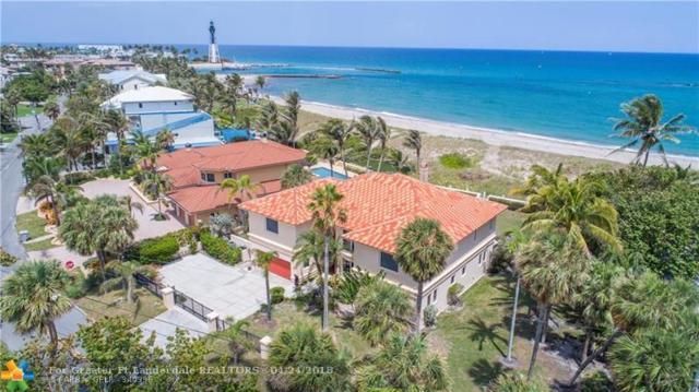 2102 Bay Dr, Pompano Beach, FL 33062 (MLS #F10118541) :: Green Realty Properties