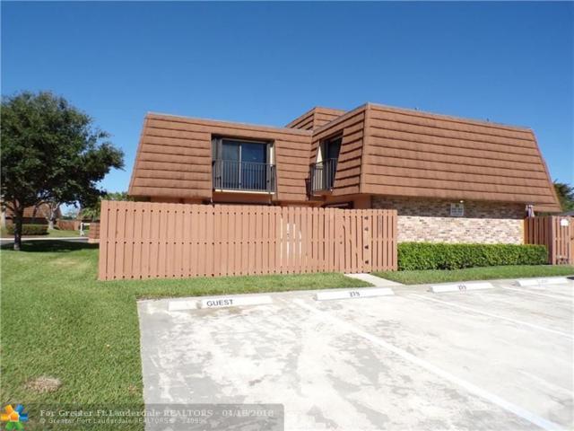 2599 Garden Court #279, Cooper City, FL 33026 (MLS #F10118595) :: Green Realty Properties