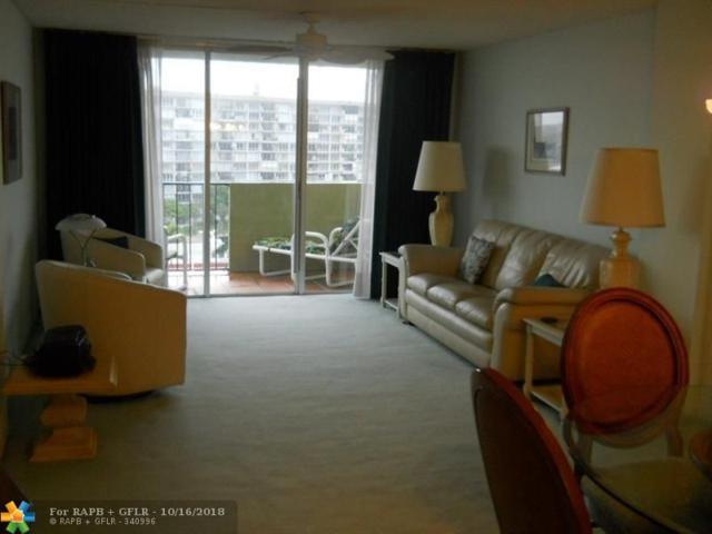777 S Federal Hwy 907-F, Pompano Beach, FL 33062 (MLS #F10118614) :: Green Realty Properties
