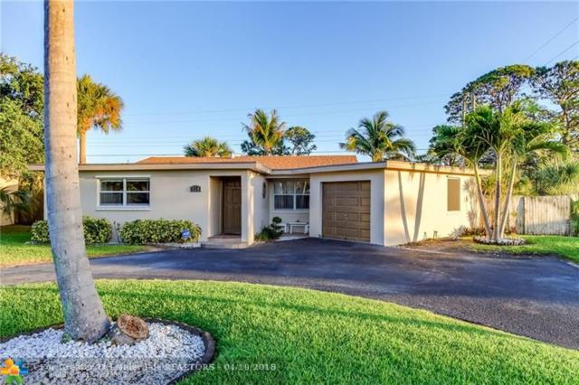 134 SE 31ST AVE, Boynton Beach, FL 33435 (MLS #F10118787) :: Green Realty Properties