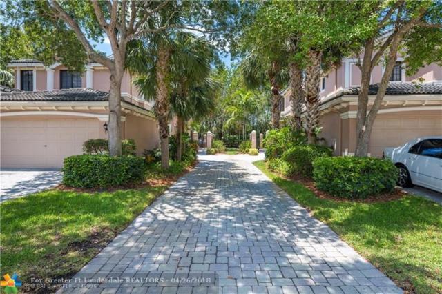2607 Center Court Dr #2607, Weston, FL 33332 (MLS #F10118853) :: Green Realty Properties