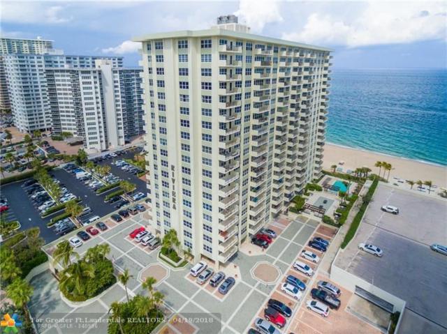 3550 Galt Ocean Dr #309, Fort Lauderdale, FL 33308 (MLS #F10118891) :: Green Realty Properties