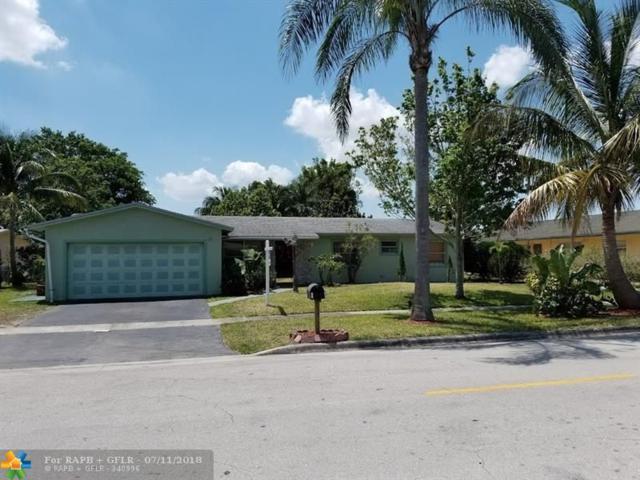 6860 SW 5th St, Margate, FL 33068 (MLS #F10118953) :: Green Realty Properties