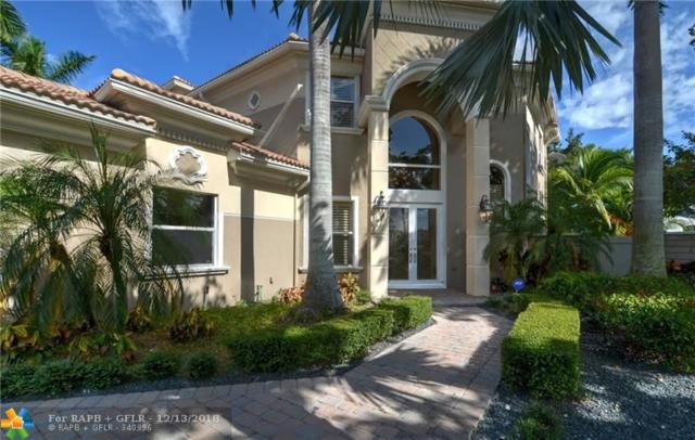 2844 NE 26th Ave, Lighthouse Point, FL 33064 (MLS #F10119128) :: Green Realty Properties