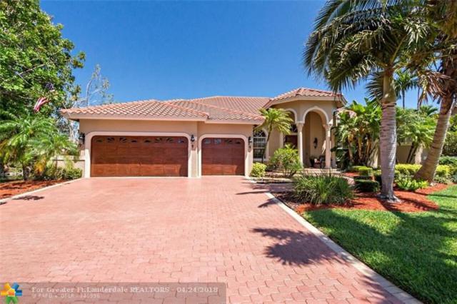 12749 NW 13th Mnr, Coral Springs, FL 33071 (MLS #F10119217) :: Green Realty Properties