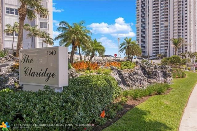 1340 S Ocean Blvd #508, Pompano Beach, FL 33062 (MLS #F10119330) :: Green Realty Properties