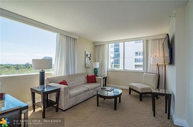 2670 E Sunrise Blvd #801, Fort Lauderdale, FL 33304 (MLS #F10119341) :: Green Realty Properties