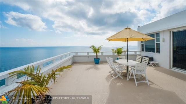 3600 Galt Ocean Dr 16A, Fort Lauderdale, FL 33308 (MLS #F10119365) :: Green Realty Properties