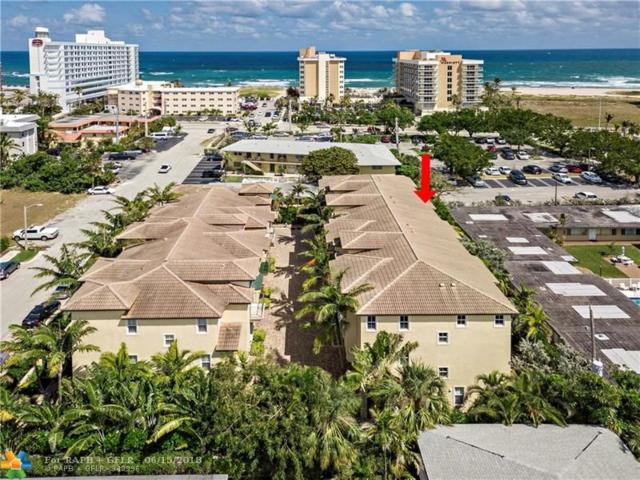 3248 NE 13th St #3248, Pompano Beach, FL 33062 (MLS #F10119401) :: Green Realty Properties