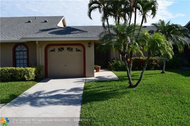 9631 NW 76th St, Tamarac, FL 33321 (MLS #F10119435) :: Green Realty Properties