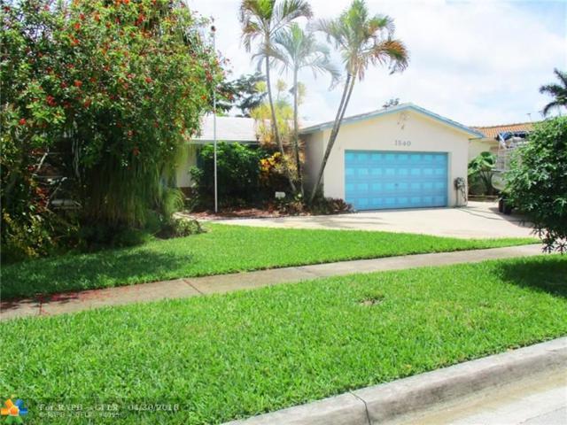 1540 NW 63 Way, Margate, FL 33063 (MLS #F10119449) :: Green Realty Properties
