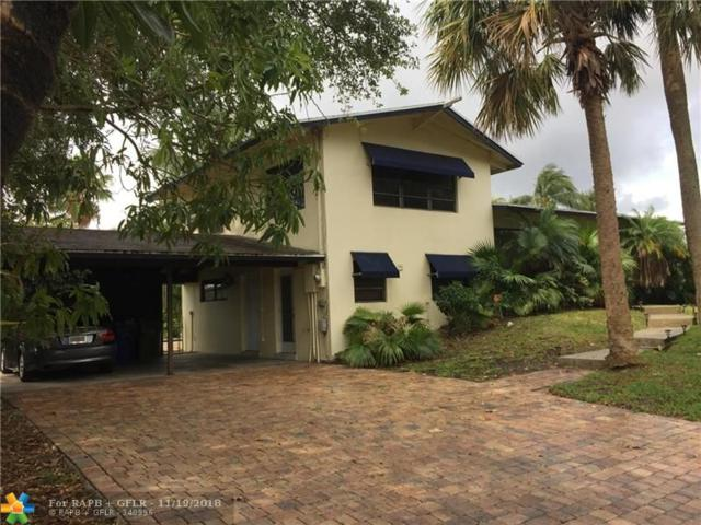 1724 SW 5th Ct, Fort Lauderdale, FL 33312 (MLS #F10119502) :: Green Realty Properties