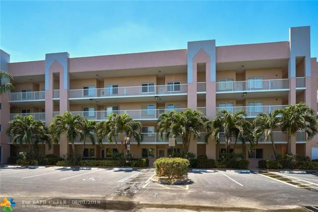 2541 N Nob Hill Rd #104, Sunrise, FL 33322 (MLS #F10119507) :: Green Realty Properties