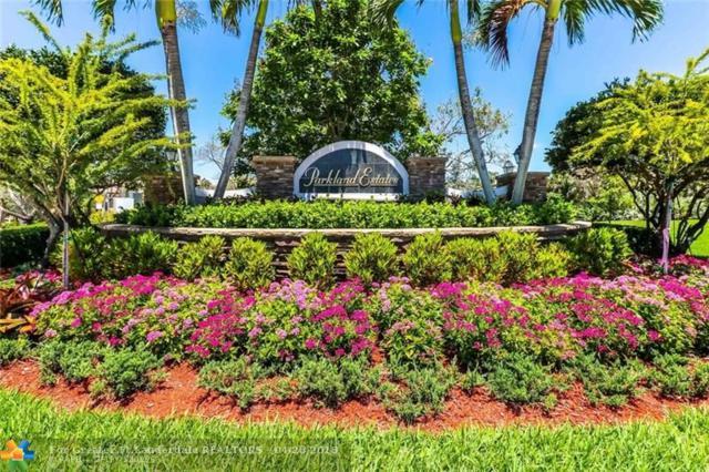 10230 Majestic Trl, Parkland, FL 33076 (MLS #F10119618) :: Green Realty Properties