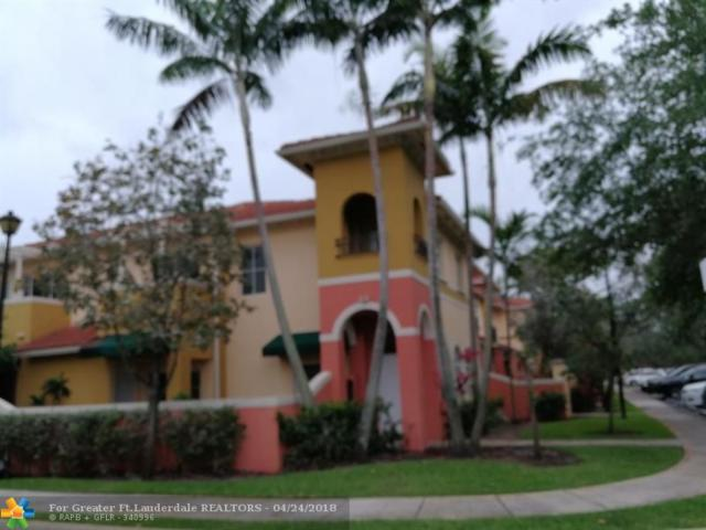 1101 N Santa Catalina Cir #1101, North Lauderdale, FL 33068 (MLS #F10119692) :: Green Realty Properties