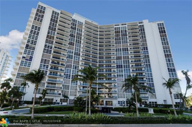 2841 N Ocean Blvd #2009, Fort Lauderdale, FL 33308 (MLS #F10119812) :: Green Realty Properties