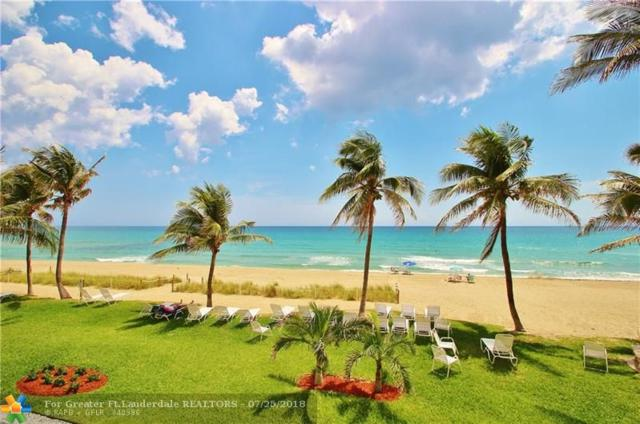 1050 Hillsboro Mile 308W, Hillsboro Beach, FL 33062 (MLS #F10119821) :: Green Realty Properties
