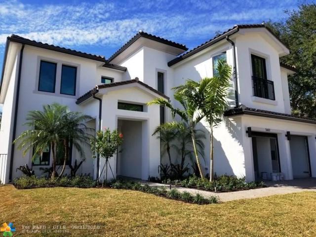 5773 Brookfield Cir, Fort Lauderdale, FL 33312 (MLS #F10119912) :: Green Realty Properties
