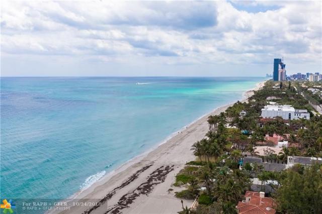 3180 S Ocean Dr #1709, Hallandale, FL 33009 (MLS #F10119983) :: Laurie Finkelstein Reader Team