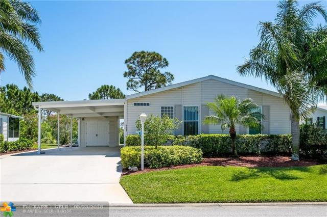 3605 Red Tailed Hawk Drive, Port Saint Lucie, FL 34952 (MLS #F10120013) :: Green Realty Properties