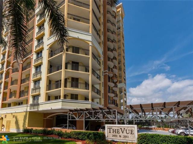 2001 N Ocean Blvd #1001, Fort Lauderdale, FL 33305 (MLS #F10120149) :: Green Realty Properties