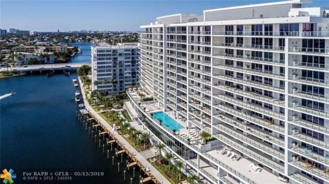 1180 N Federal Hwy #602, Fort Lauderdale, FL 33304 (MLS #F10120172) :: Green Realty Properties