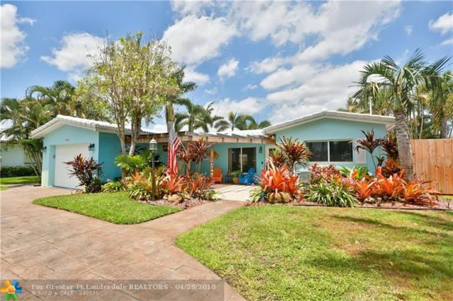 1713 NE 58th St, Fort Lauderdale, FL 33334 (MLS #F10120176) :: Green Realty Properties