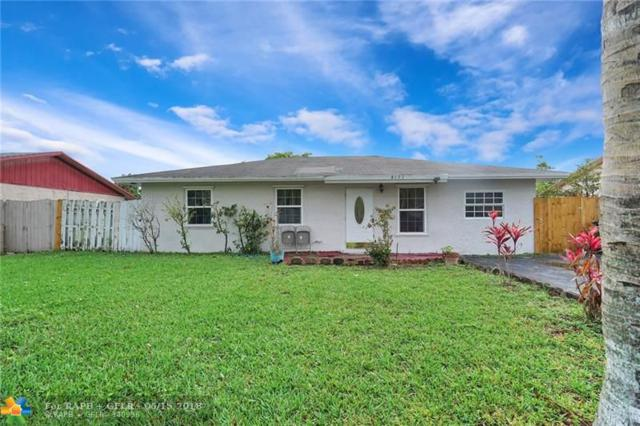8171 SW 5th St, North Lauderdale, FL 33068 (MLS #F10120388) :: Green Realty Properties