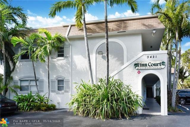 3421 NE 15th Ave #7, Oakland Park, FL 33334 (MLS #F10120400) :: Green Realty Properties