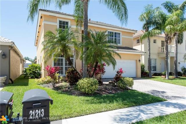 21213 Via Fiore, Boca Raton, FL 33433 (MLS #F10120495) :: Green Realty Properties
