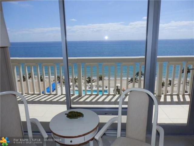 4300 N Ocean Blvd 10A, Fort Lauderdale, FL 33308 (MLS #F10120672) :: Green Realty Properties