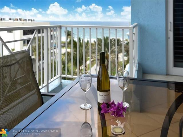 701 SE 21st Ave #503, Deerfield Beach, FL 33441 (MLS #F10120680) :: Green Realty Properties